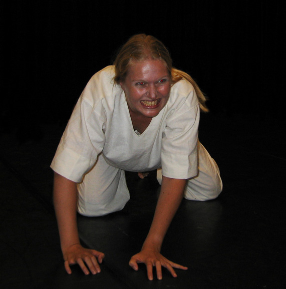 The Medium - Christina Holm Dahl